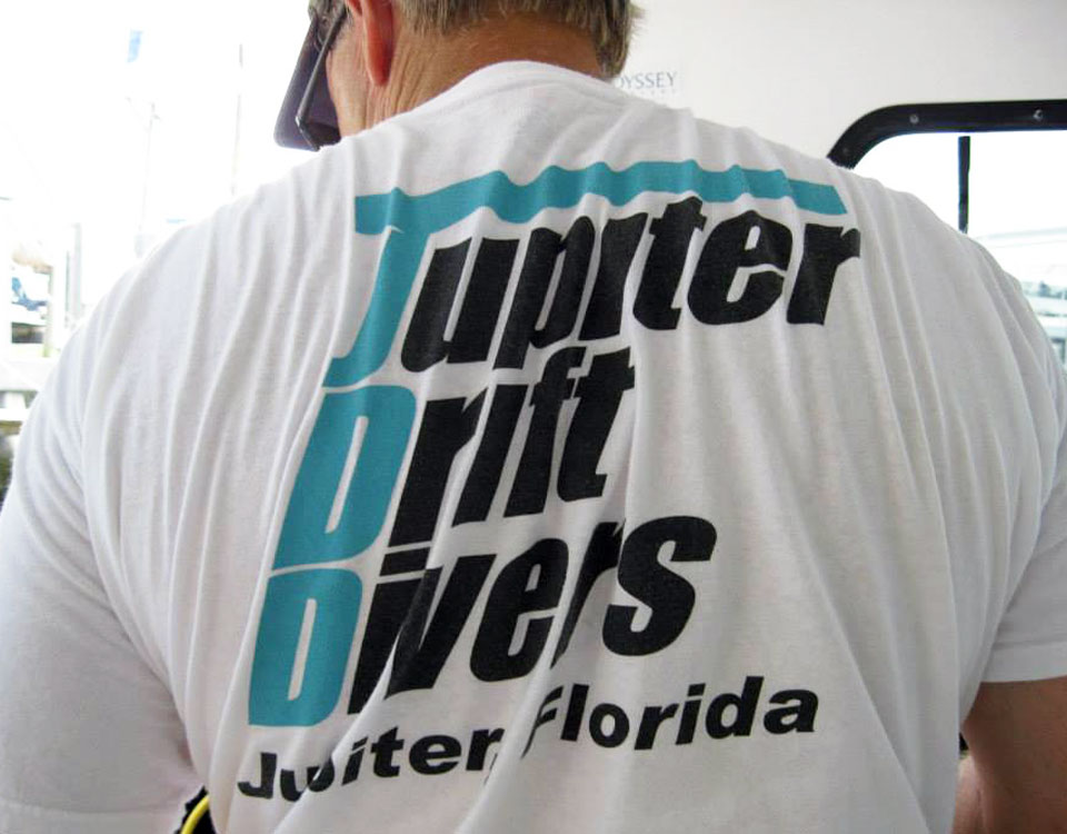 Jupiter Drift Divers emblem