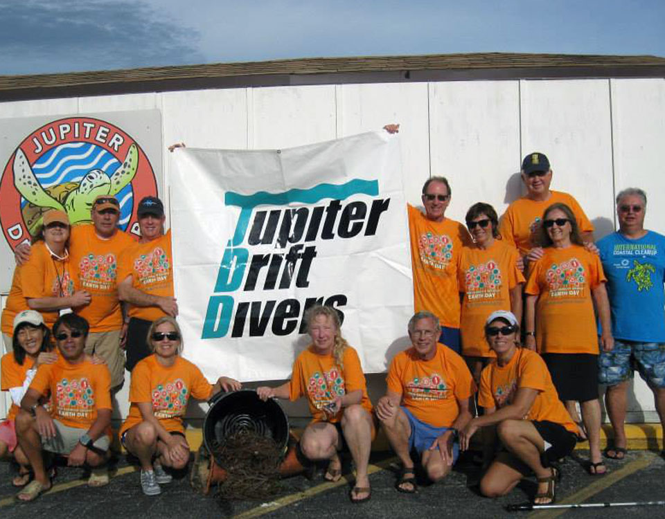 Jupiter Drift Divers dive 7